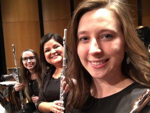 Orchestra Flutes Picture